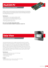 MODCOM PV_SOLAR VIEW