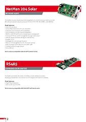 NETMAN 204 SOLAR _ RS 485