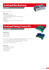 SUNGUARD BOX BUSINESS_STRING CONTROL KIT