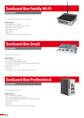 SUNGUARD BOX FAMILY WIFI_BOX SMALL_ BOX PROFESSIONAL